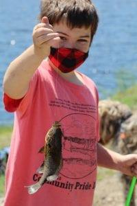 kids long lake fishing derby