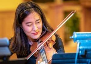 violinist lake george music festival