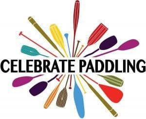 celebrate paddling logo