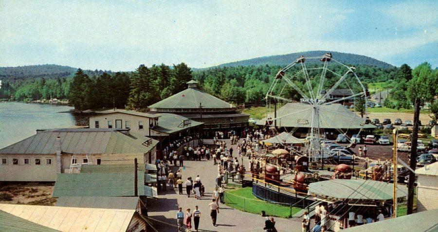 sherman's park, caroga