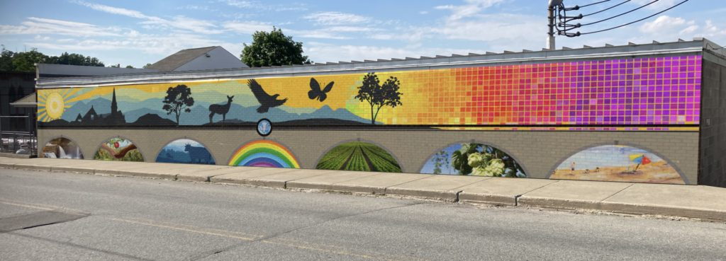 keeseville mural concept