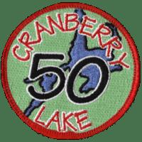 cranberry lake 50 patch
