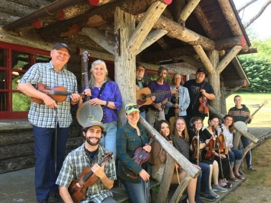 great camp sagamore music program