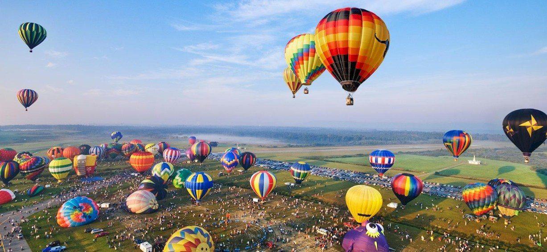 adirondack balloon fest