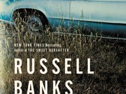 cover of russell bank's novel, forgone