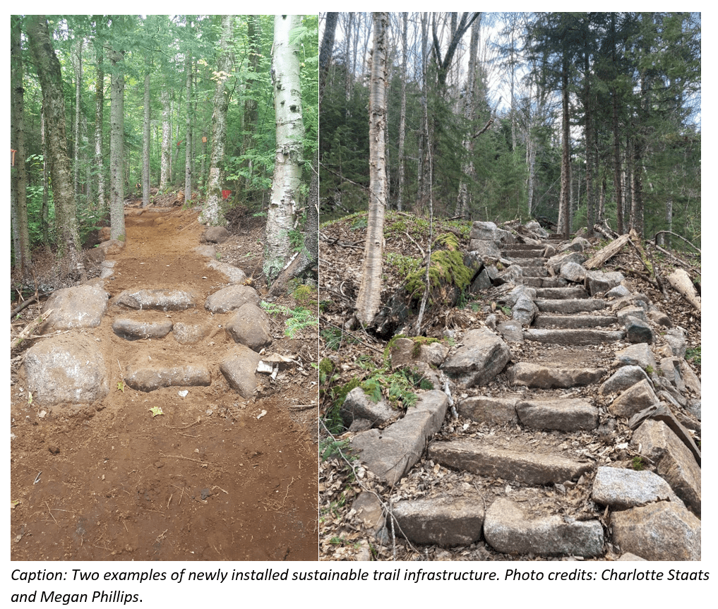 sustainable trails