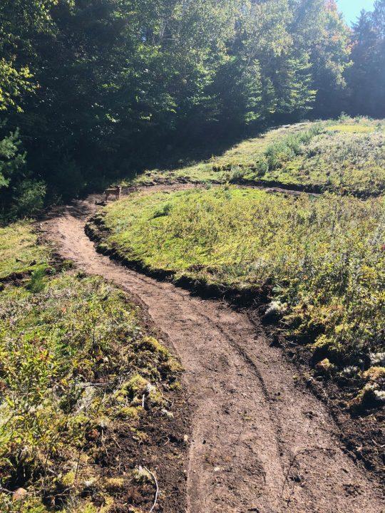 long lake bike trail