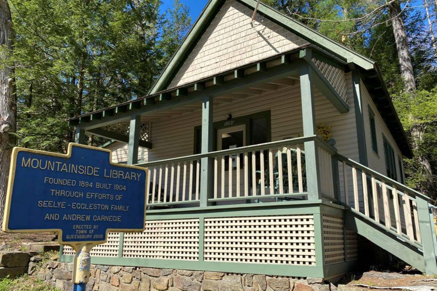 Mountainside Free Library on history register